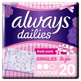 Always Intimky Normal Fresh - na cesty 20ks
