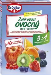 Dr. Oetker Želírovací ovocný cukr 3:1