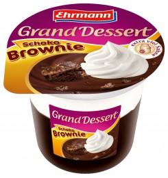 Ehrmann Grand Dessert Schoko Brownie