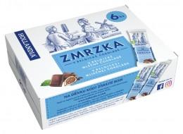 Hollandia Zmrzka v belgické mléčné čokoládě - multipack 6ks