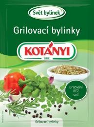Kotányi Grilovací bylinky