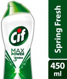 Cif Max Power Spring Fresh krém