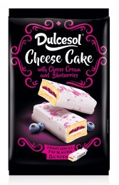 Dulcesol Cheese Cake - piškotový dezert