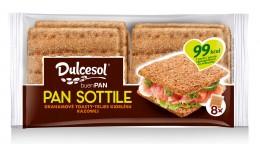 Dulcesol Grahamový toastový chléb
