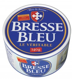 Bresse Bleu Le Véritable dvouplísňový sýr