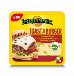Leerdammer Burger&Toast sýr plátky