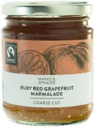 Marks & Spencer Marmeláda z nahrubo pokrájených červených grapefruitů