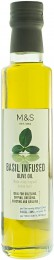 Marks & Spencer Olivový olej s bazalkovým aroma