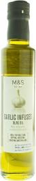 Marks & Spencer Olivový olej s česnekovým aroma