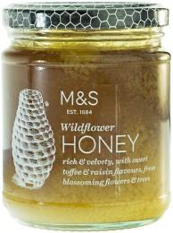 Marks & Spencer Vícedruhový med květový luční
