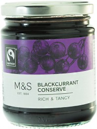 Marks & Spencer Extra džem z černého rybízu