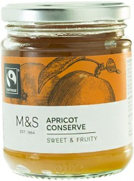 Marks & Spencer Meruňkový extra džem