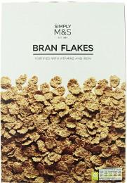 Marks & Spencer Lupínky z pšeničných otrub