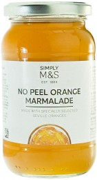 Marks & Spencer Marmeláda ze sevillských pomerančů bez kůry