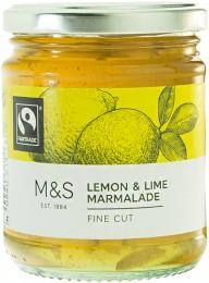 Marks & Spencer Marmeláda z citrónů a limetek