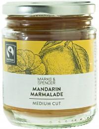 Marks & Spencer Mandarinková marmeláda se středně velkými kousky ovoce