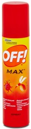 OFF! Max Spray repelent