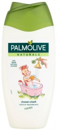 Palmolive Naturals Gel do sprchy i koupele