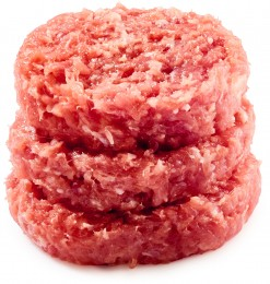 Krůtí hamburger