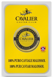 Cavalier Caviar Club Kaviár Pacific Royal