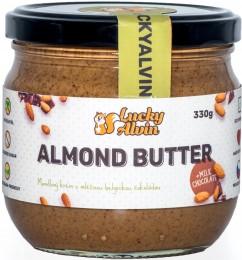 Lucky Alvin Mandlový krém s mléčnou belgickou čokoládou
