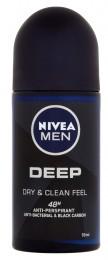 Nivea Men Deep Kuličkový antiperspirant