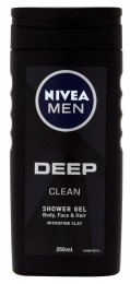 Nivea Men Deep Sprchový gel