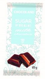 Chocoland Sugar Free Mléčná čokoláda