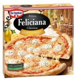 Dr. Oetker Pizza Feliciana Quattro Formaggi