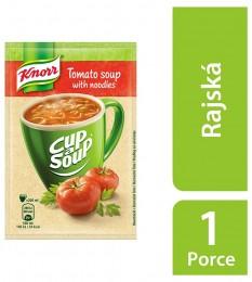 Knorr Cup a Soup Rajská instantní polévka s nudlemi