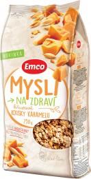 Emco Mysli Křupavé Kousky karamelu