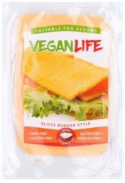 Vegan Life Burger style plátky
