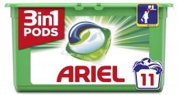 Ariel Mountain Spring Kapsle Na Praní Prádla 3v1 11ks