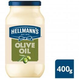Hellmann´s Majonéza s olivovým olejem a vejci z volného chovu