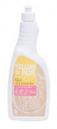 Yellow & Blue gel na nádobí