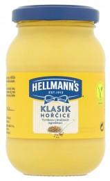 Hellmann's Klasik hořčice plnotučná