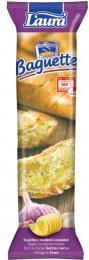 Laura bageta s česnekovým máslem