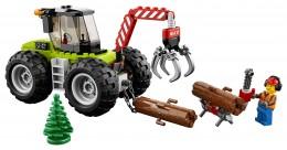 LEGO® City Great Vehicles 60181 Traktor do lesa