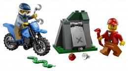LEGO® City Police 60170 Terénní honička
