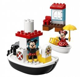 LEGO® DUPLO® Disney 10881 Mickeyho loďka