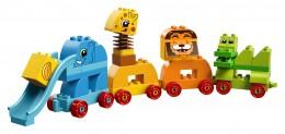 LEGO® DUPLO® My First 10863 Můj první box se zvířátky