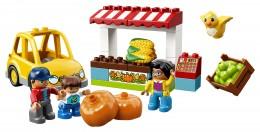 LEGO® DUPLO® Town 10867 Farmářský trh