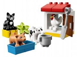 LEGO® DUPLO® Town 10870 Zvířátka z farmy