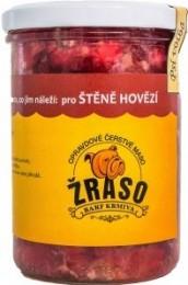 Žraso BARF Štěně - varianta HOVĚZÍ sterilované