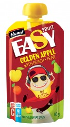 Hamé EasyFruit Golden Apple broskev + hruška