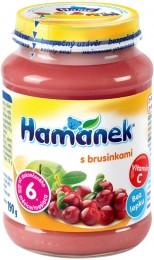 Hamánek S brusinkami