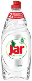 Jar Pure & Clean Prostředek Na Mytí Nádobí S 0 % Parfémů A Barviv