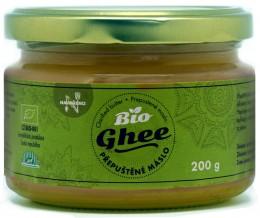 Navařeno BIO ghí přepuštěné máslo