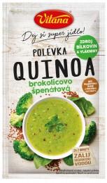 Vitana Brokolice-špenát polévka s quinoou