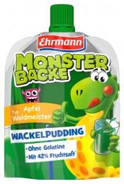 Ehrmann Monsterbacke Jelly malina / Monsterbacke Jelly jablko